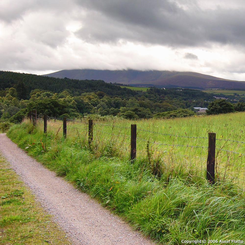 גישה לטבע הסקוטי